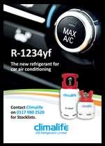 Climalife R1234yf brochure